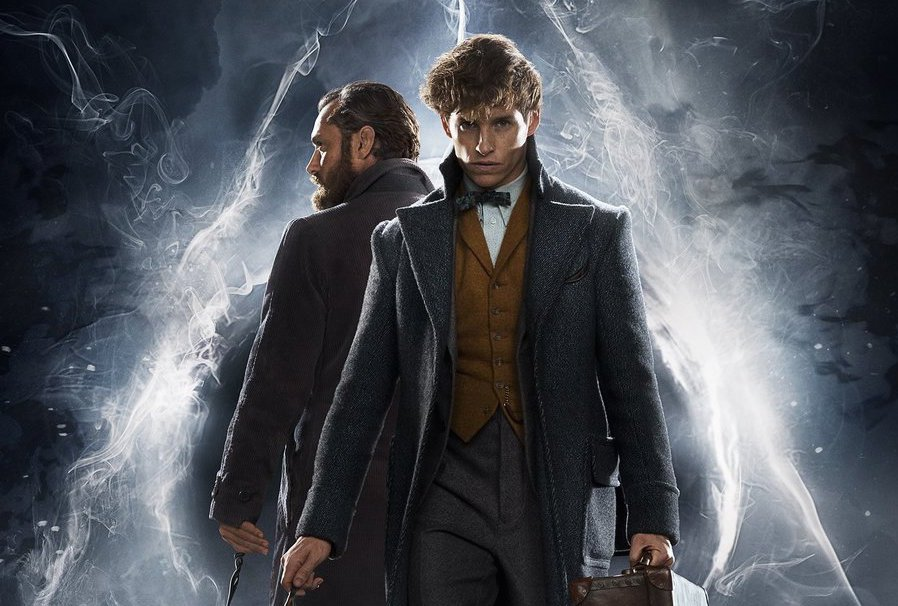 Watch the first action filled  fantastic beasts 2