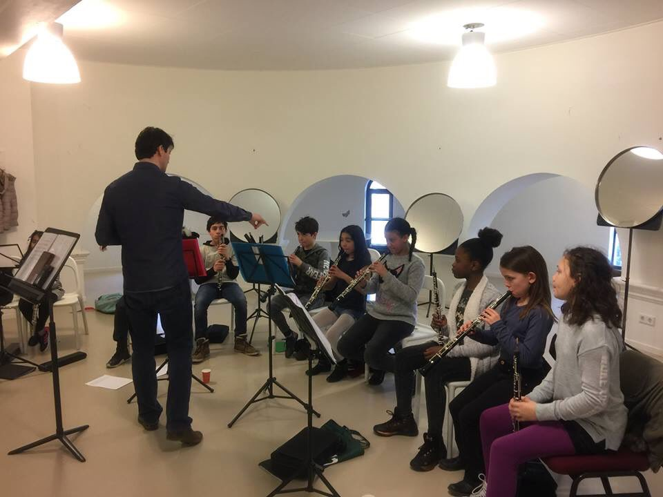 test Twitter Media - Onze kinderen en van @leerorkest kregen vandaag extra les van musici van het @NedPhO_NKO #bedankt #geweldig zo n #coachingsdag #dank! https://t.co/BRbubtlLaD