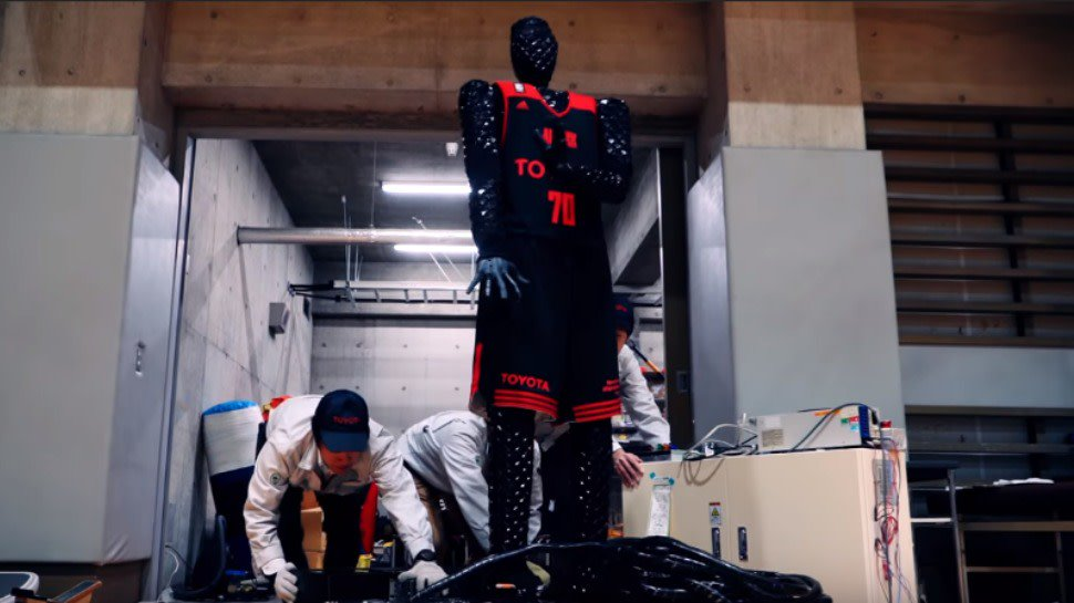This robot is better at basketball than you are: https://t.co/79LM0UFg1Z https://t.co/wpCkroeTRO