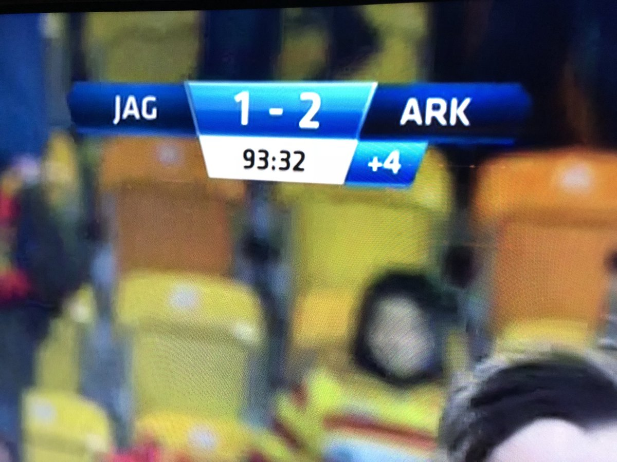 #JAGARK