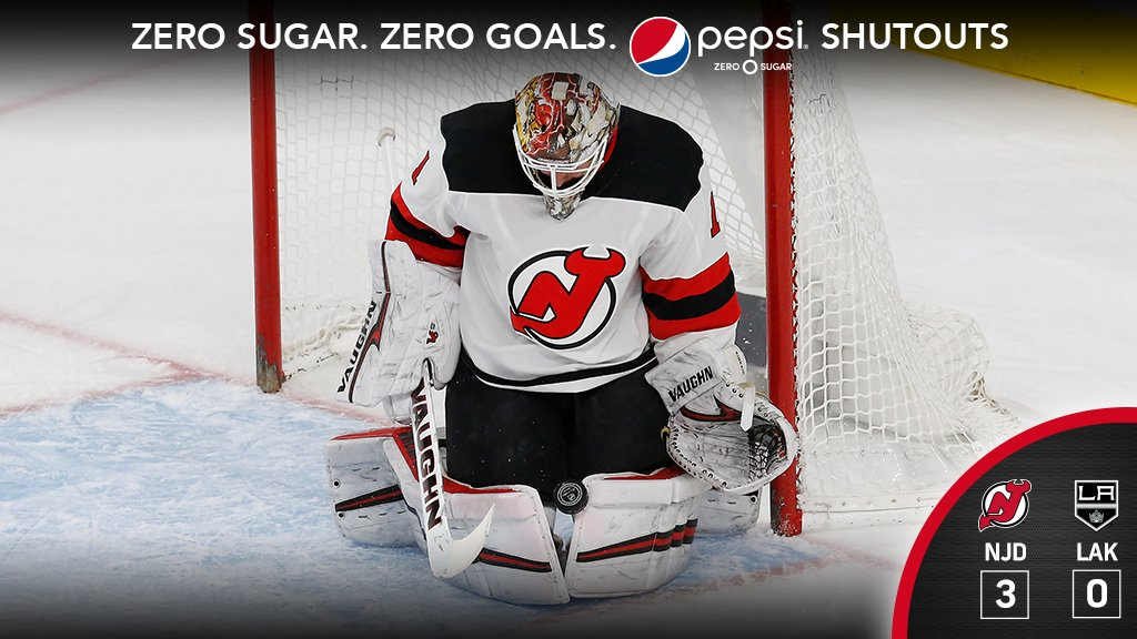 37 shots and 37 saves for @Blockaid1 this afternoon earning him a @pepsi shutout. �� https://t.co/ClHSrUqSbn