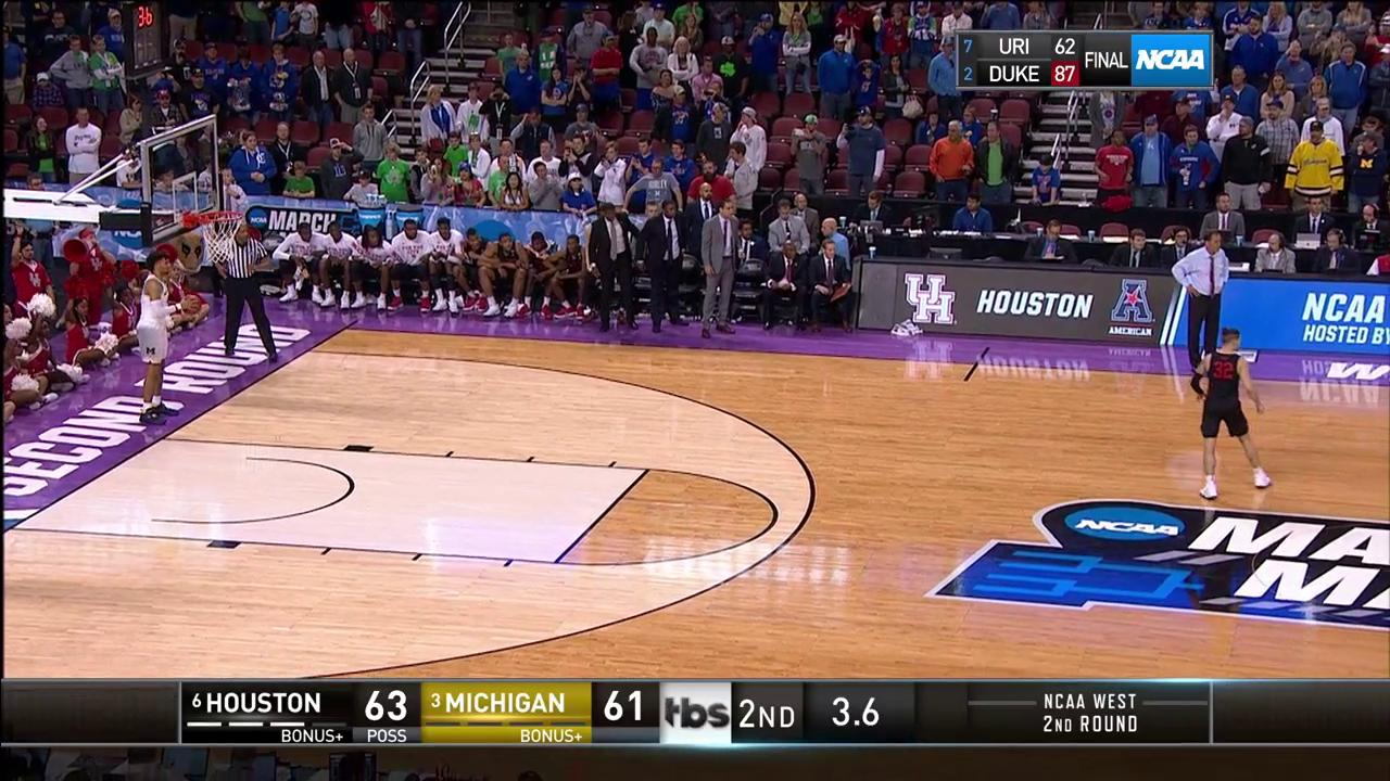 MICHIGAN IS DOING MARCH RIGHT.  #MarchMadness https://t.co/VHC9TNfDiT