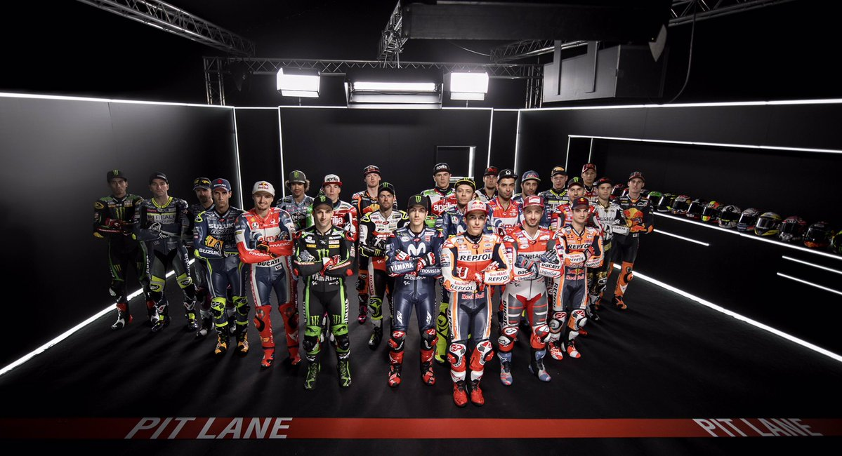 No te pierdas la parrilla de salida del #QatarGP de #MotoGP en #vídeo e infografía https://t.co/lHFyKH170h https://t.co/l6AnGEA4I4