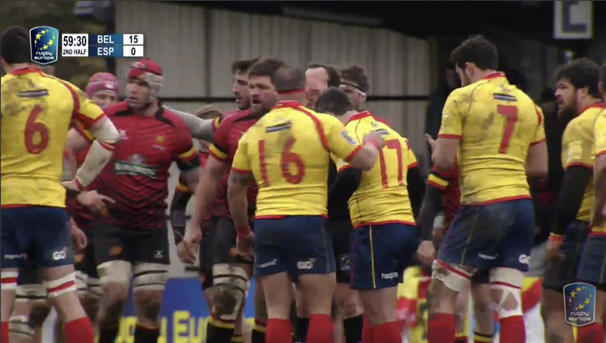 test Twitter Media - With almost 60 minutes gone, @ferugby are still chasing the game as @BelgianRugby lead 15-0  Follow the last 20 minutes here: https://t.co/4HIoimpbiM https://t.co/K4SkfdensP