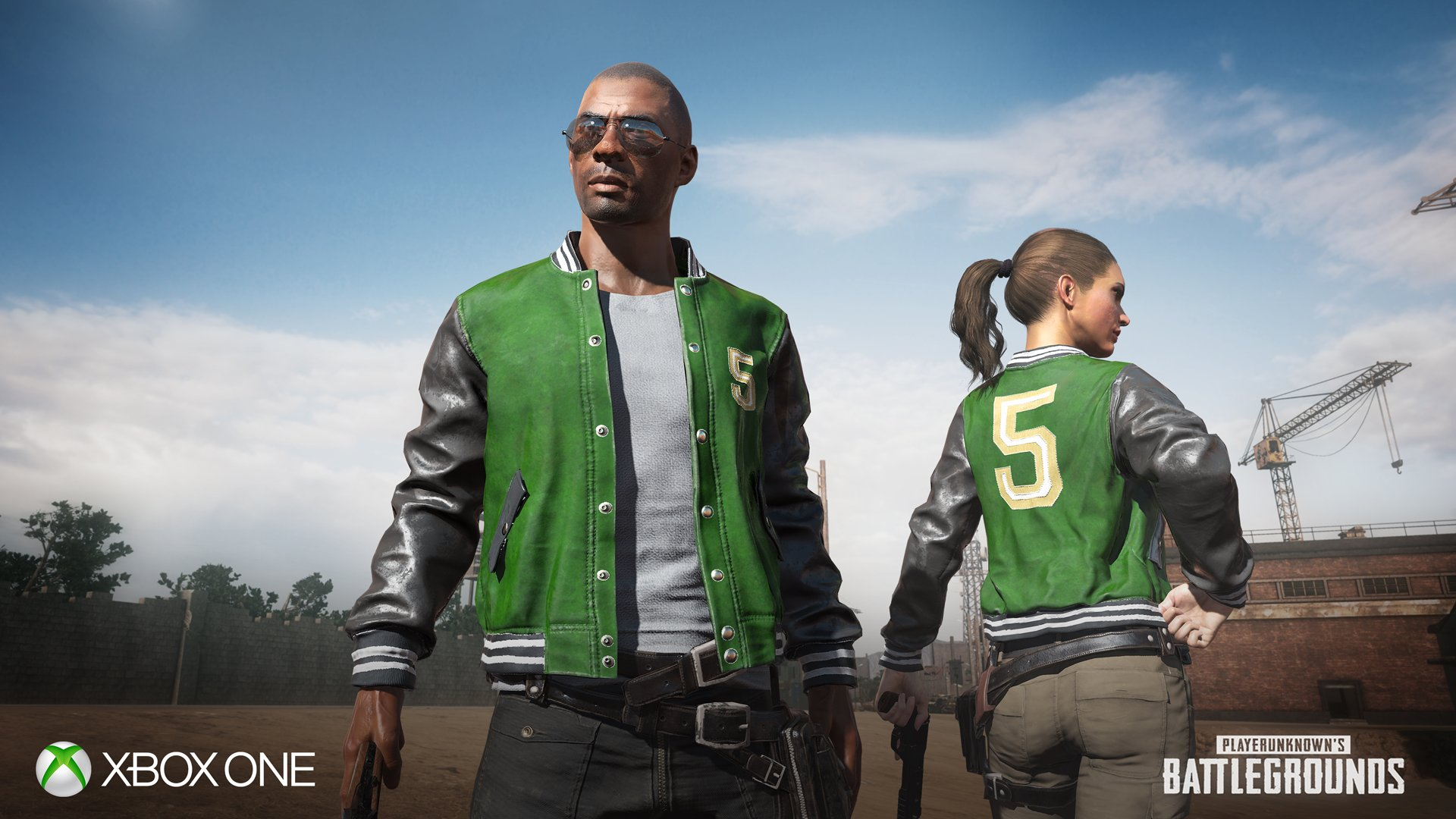 5M players. One sweet jacket. Chicken dinner not included. #PUBG Details here: https://t.co/pvpIHHDoHS https://t.co/QGU47Y3xOQ
