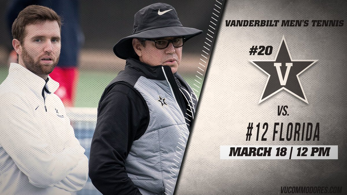 RT @VandyMensTennis: Fans, get here early... FREE TEES! #FightDores https://t.co/qHIvI3hbPM