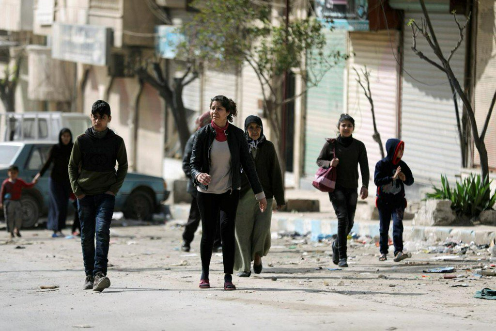 Kurds signal move to new phase of guerrilla war on Turkish forces in Afrin https://t.co/un0cqhgYfW https://t.co/2yA6Z65Mcf