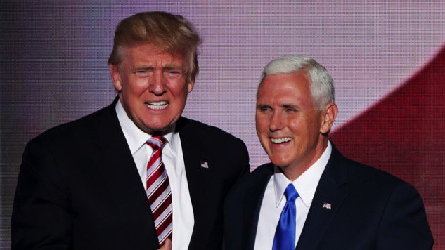 RT @gregolear: It's time for Mueller to indict Mike Pence.  [THREAD] https://t.co/G5aU15JS33