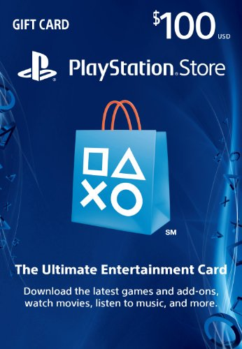 US #Games No.10 $100 PlayStation Store Gift Card - PS3/ PS4/ PS Vi... https://t.co/qfHjI4Ut7e https://t.co/Djfz0W5uk8