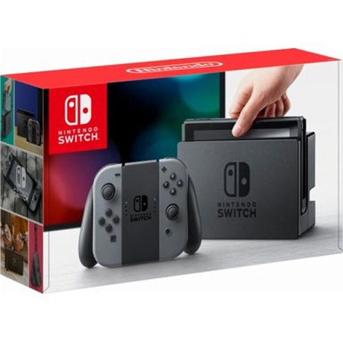 US #Games No.8 Nintendo Switch - Gray Joy-Con https://t.co/lRPJpGzv73 https://t.co/1aKyNwpVt0
