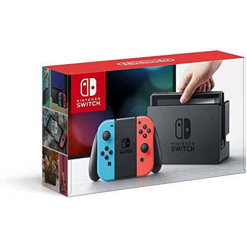 US #Games No.6 Nintendo Switch - Neon Blue and Red Joy-Con https://t.co/4eSevqzxaG https://t.co/vshnF050Js