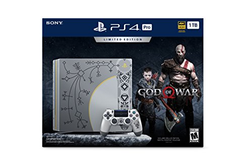 US #Games No.5 PlayStation 4 Pro 1TB Limited Edition Console - Go... https://t.co/jJXjSj8BTm https://t.co/M5BYHASrAv