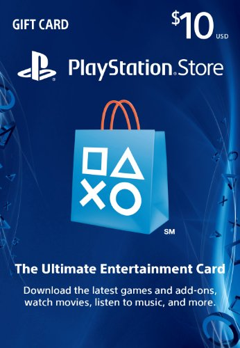US #Games No.4 $10 PlayStation Store Gift Card - PS3/ PS4/ PS Vit... https://t.co/ltFjszNnga https://t.co/duAIjejodb
