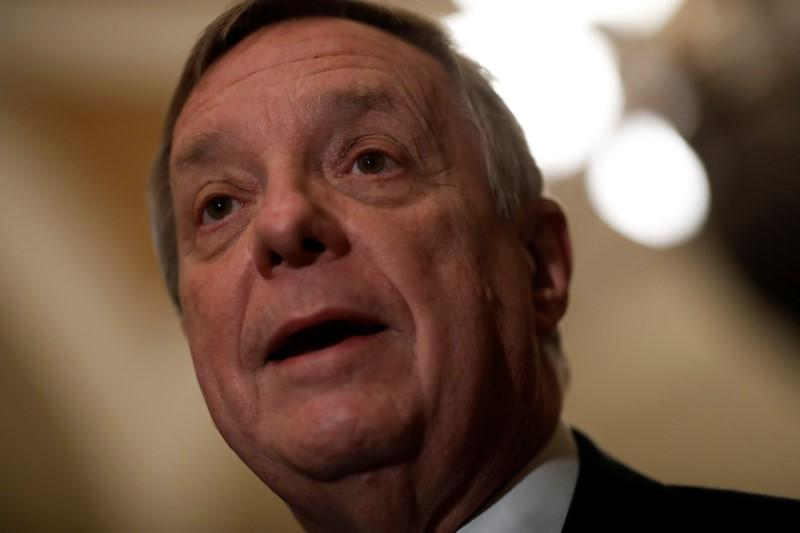 Senator Durbin: No government shutdown over budget https://t.co/ljki2mX6qz https://t.co/N7wh1OYf6s
