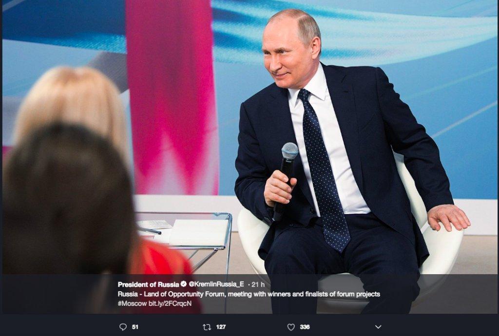#ElezioniRussia