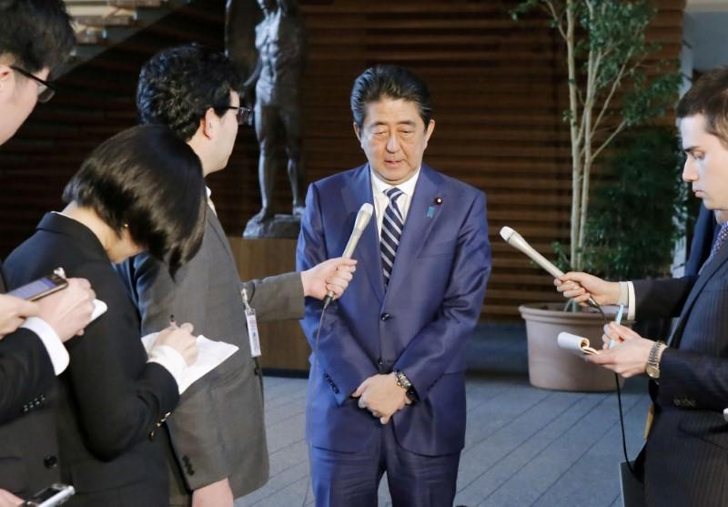 Most Japanese think PM Abe bears responsibility for scandal: polls