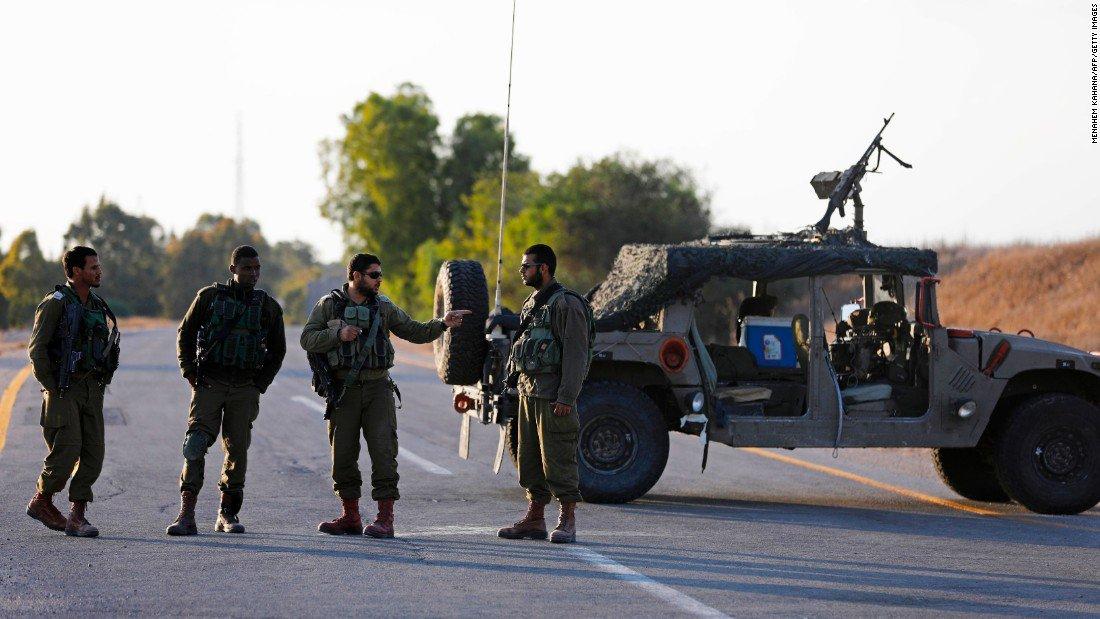 Israeli military destroys Gaza tunnel and underground military complex https://t.co/8TjolQeRBD https://t.co/gtFTAgIbJJ