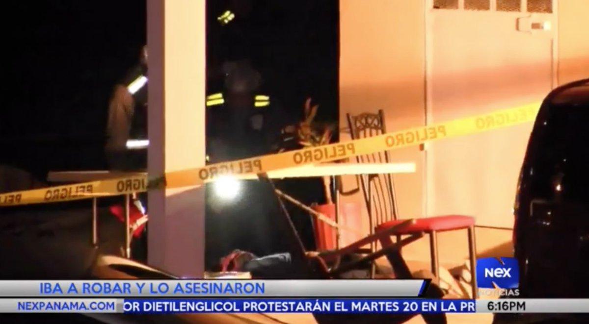 En vivo | un hombre murió a causa de tres impactos de bala en su ...