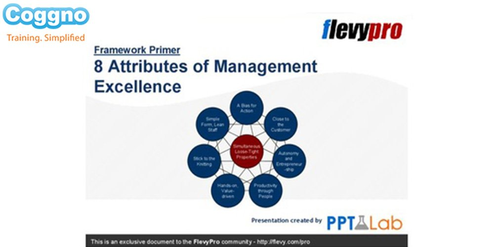 8 Attributes of #Management Excellence (Course) #McKinsey #OnlineTraining https://t.co/2gsgNxGLVo https://t.co/ES4Kq7HL2V