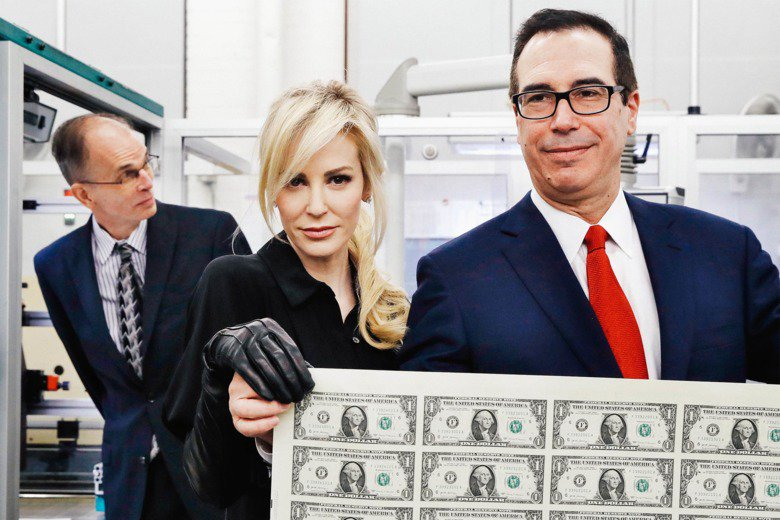 Steve Mnuchin has somehow spent $2,507.42 per day on airfare since taking office: https://t.co/U2thA7j5vL https://t.co/nfrQ9z5yQE