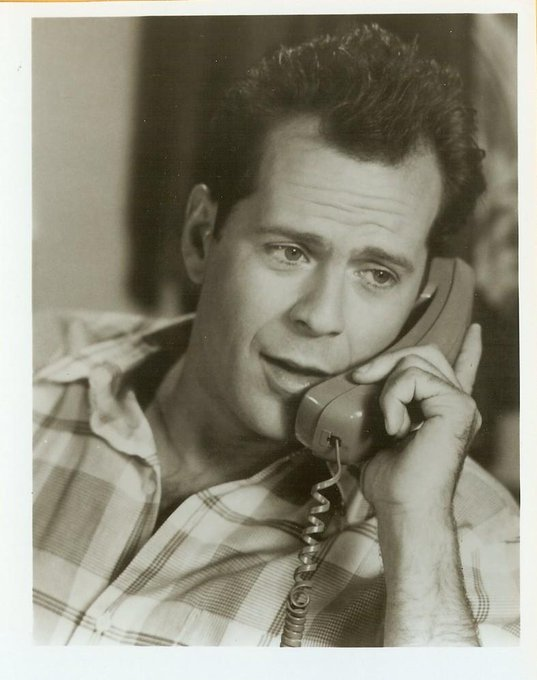 Happy birthday Bruce Willis(born 19.3.1955)