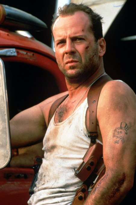 Happy Birthday Bruce Willis (March 19, 1955)!