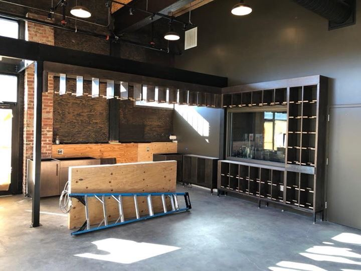 test Twitter Media - Check out the progress at #HDCBallard. Thank YOU for the continued support! We're going to have quite a few #CaskClub Memberships available! Stay tuned for opening date. #Ballard #HeritageDistilling https://t.co/vgGpXBSqtG