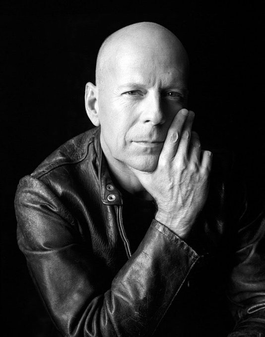 Happy birthday Bruce Willis !