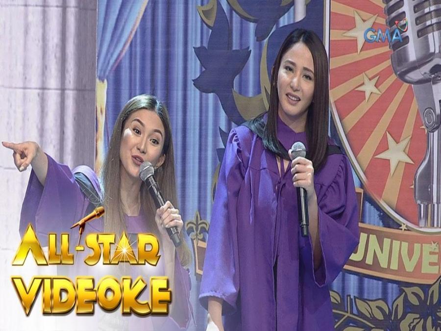 All-Star Videoke: Sheena Halili, may apela kina Tetay at Pepay https://t.co/SjECXfE9cV https://t.co/gP2TMsttRe