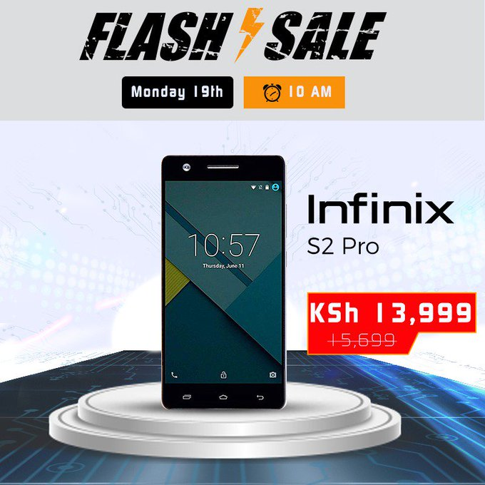 LIVE NOW. Grab this @InfinixKenya phone at the best price in town  Go 👉 https://t.co/J5ohHVoPjy #JumiaMobileWeekKE https://t.co/SwRpIQ3cG4