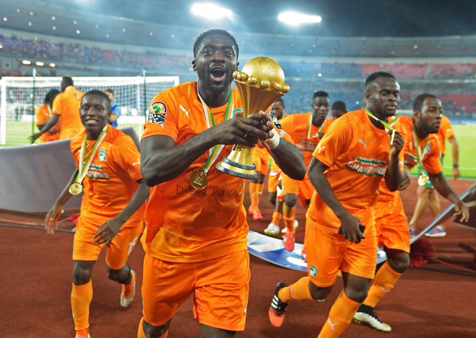 Happy 37th birthday to former Ivorian international & 2015 AFCON champion, Kolo Toure