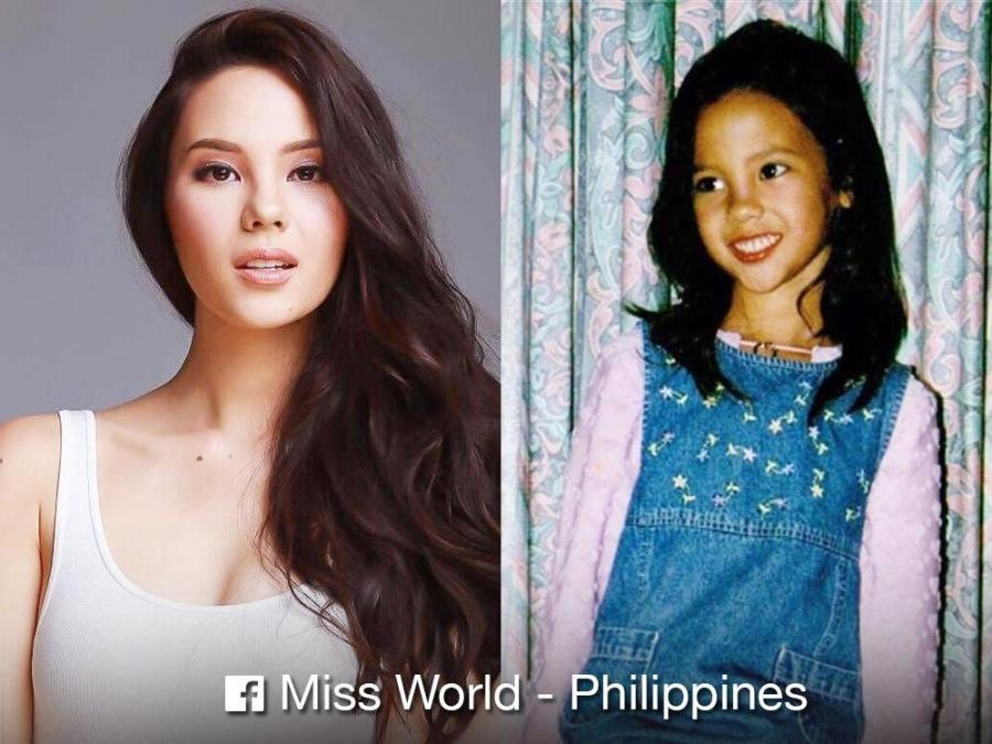 IN PHOTOS: The young Catriona Gray https://t.co/z0B0OTTmYc https://t.co/LiDQfPQuCr