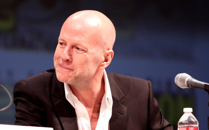 Happy Birthday to Bruce Willis  About: