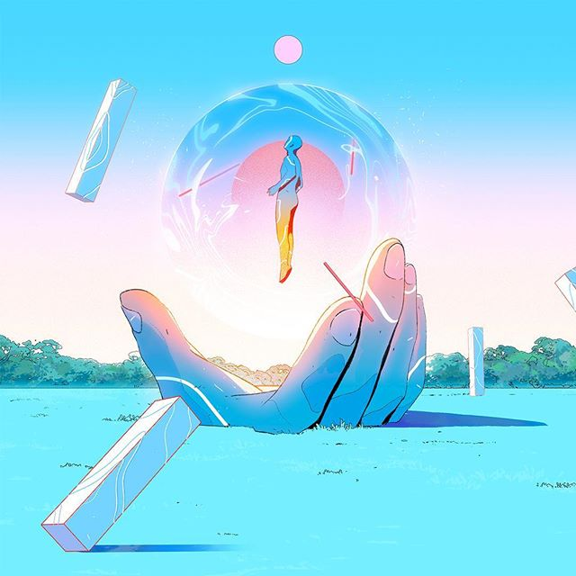 RT @TheArtidote: a concept: i am finally enough.  —anon  artwork by Victor Mosquera https://t.co/PTTSRGKM12
