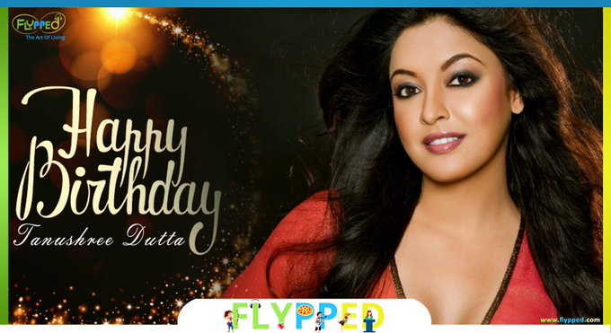 Happy Birthday Tanushree Dutta
