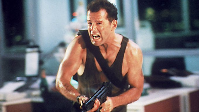 Happy Birthday to one of greatest action movie-stars of all-time, Bruce Willis!!! 1/2