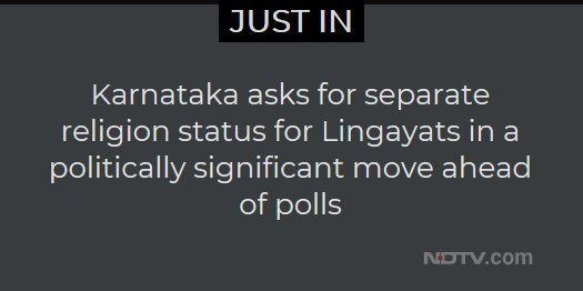 This is a news alert. More details to follow.  #JustIn #NDTVNews https://t.co/EFAFniz6re