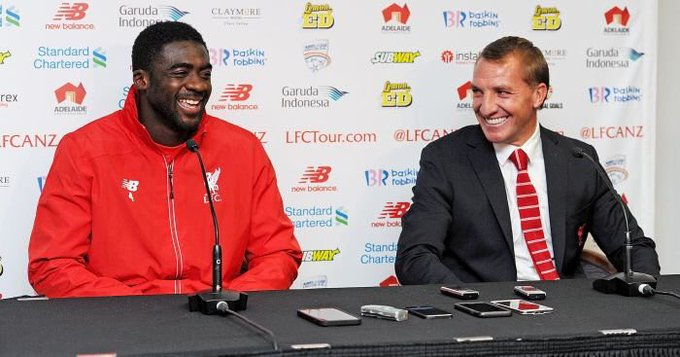 Happy birthday to Kolo Touré and to the best bromance in football!
