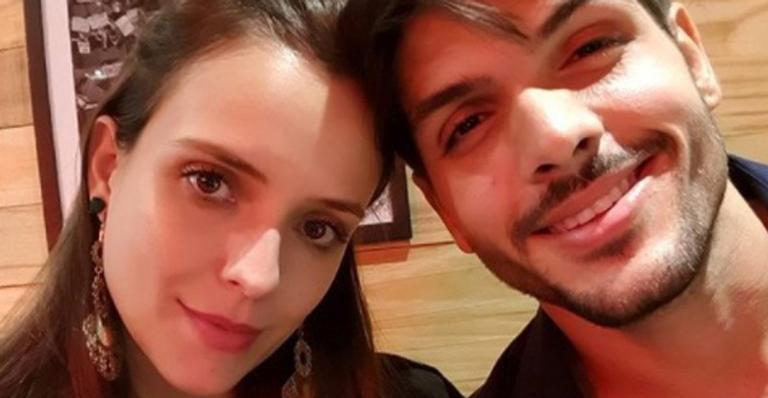 Lucia. Foto do site da Caras Brasil que mostra Ana Lúcia, exnoiva de Lucas, impressiona em foto de biquíni veja