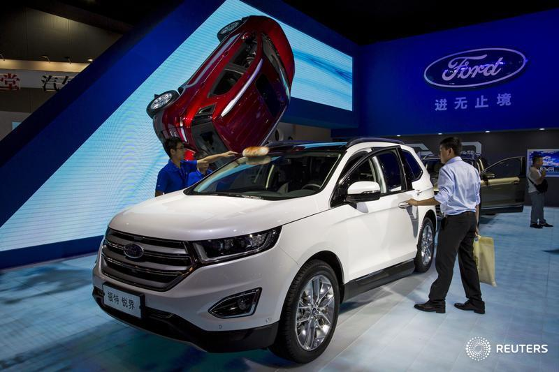 Relationship goals: Ford tries to rebuild trust with China partners https://t.co/BZifB7FTqa $F https://t.co/U4H3svVLTP