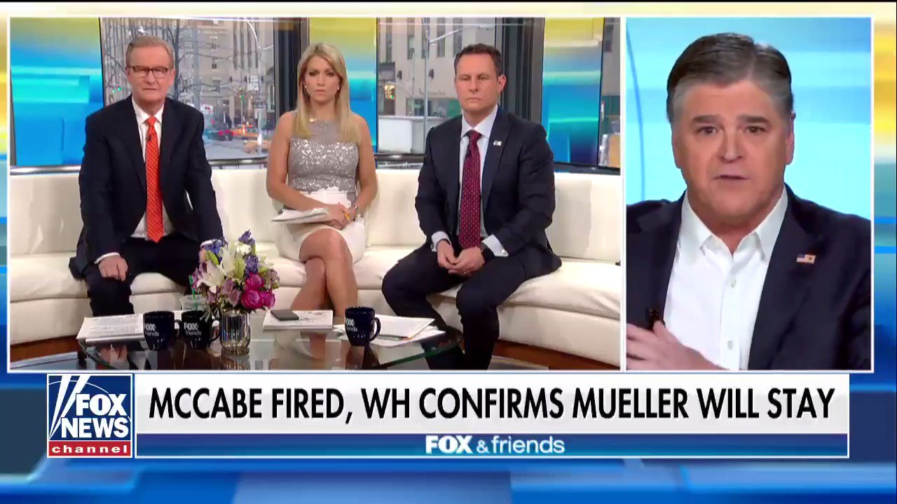 """.@seanhannity: """"The only person that colluded in that campaign with the Russians, was Hillary Clinton."""" https://t.co/BJs5dX5V8o"""