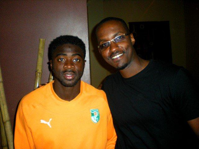 Happy birthday to  Kolo Toure
