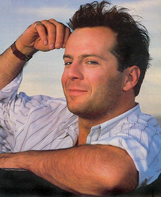 Happy Birthday-Bruce Willis