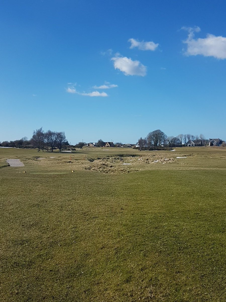 test Twitter Media - Course Open - The majority of the snow has now cleared and the course is drying out well https://t.co/FiF9HY2jGu