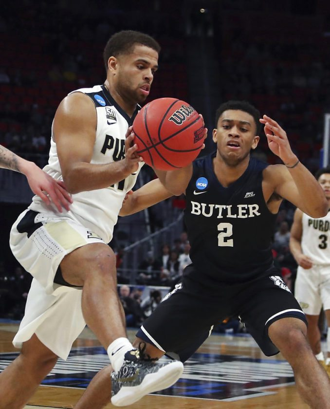 #Butler