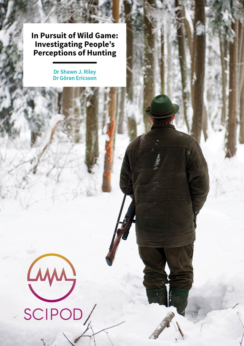 test Twitter Media - Listen to people's perceptions of #hunting in the US and Sweden. A #collaboration between @michiganstateu & @_SLU investigates how #wild-harvested #meat moves through society, listen to their fascinating findings here: https://t.co/v4TubsHpA7 @msuresearch #scicomm #scichat https://t.co/So1jrK4ENa