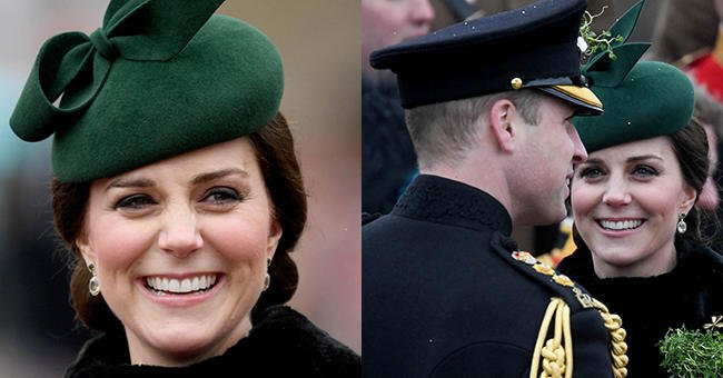 There was something very moving about Kate Middleton's St Patrick's Day outfit