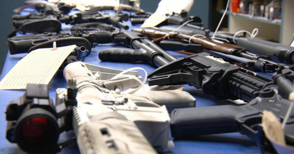 California task force takes illegal guns off the street