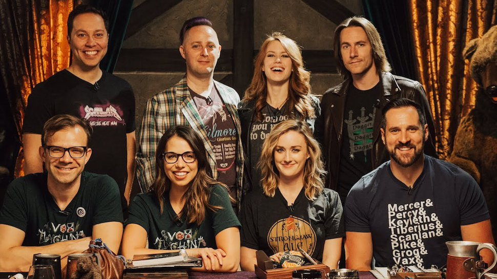 #CriticalRole: Changing Lives Since 2015 https://t.co/M5FstPffm5 https://t.co/R6dhrEktdd