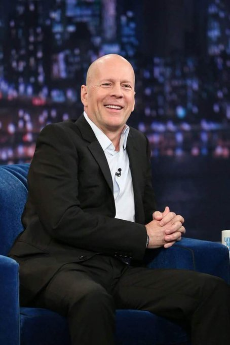 Tv / Films Happy 63rd Birthday   to Bruce Willis
